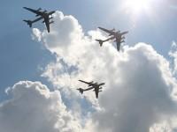 Стратегические бомбардировщики ТУ-95 Медведь