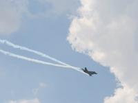 Пилотаж на французском самолете Рафаль