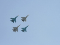 Строй истребителей СУ-27