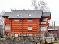 Дом в Андреевском из бревна