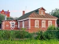 Красный дом в Андреевском