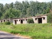 Заброшенные строения на границе Чулковского и Софьинского поселения