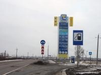 Цены на бензин на АЗС Трасса - декабрь 2013