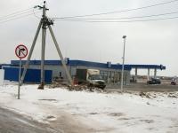 АЗС Трасса работает - декабрь 2013