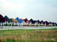 Новые дома на новой территории