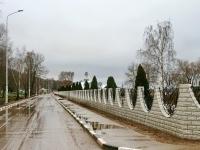 Дорога к горнолыжному клубу Гая Северина - ноябрь 2013