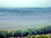 Вид на деревню Сельцо