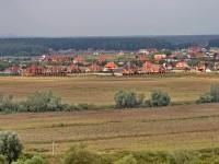 Вид с Боровского Кургана на Сельцо