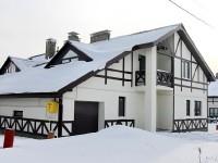 Твинхаус - сдвоенный дом