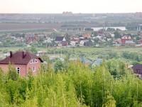 Вид с Новой улицы в сторону Жуковского