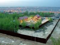 Новая застройка земель сельхозназначения на окраине Чулково