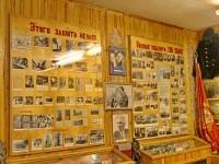 Экспозиции памяти узников концлагерей и бойцов 206 ОБМП