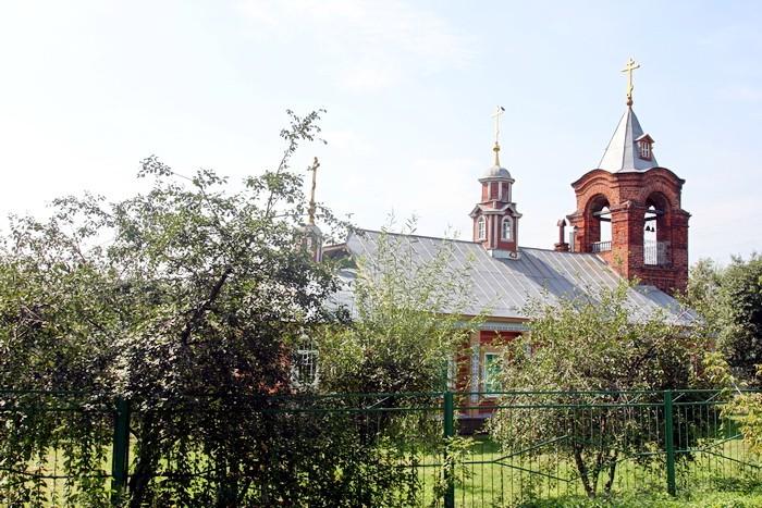 Церковь Рождества Пресвятой Богородицы в Тураево