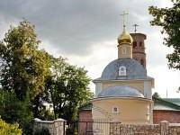 Храм Святителя Николая Поселка Володарского - вид на церковь
