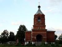 Колокольня - Храм Покрова Божией Матери в д. Еганово
