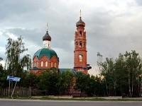Церковь Михаила Архангела в Константиново