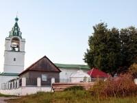 Церковь Рождества Пресвятой Богородицы в Верхнем Мячкове