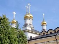 Церковь Михаила Архангела в Михайловской Слободе