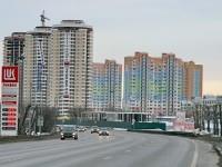 Новорязанское шоссе в Островцах
