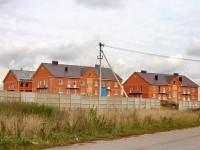 Проблемные дома на дачных участках в деревне Островцы  - сентябрь 2013