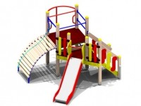 Детский игровой комплекс  5106