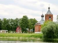 Храм в Еганово