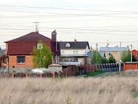 Новые дома в Еганово