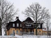Дом-дача купца Шлихтермана напротив ткацкой фабрики