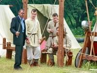 Изучая средневековый меч