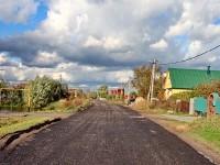 Ремонт дороги в Кулаково - октябрь 2012