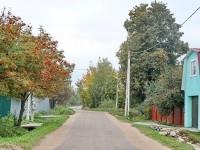 Главная улица в начале Михайловской Слободы