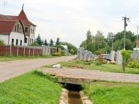 Улица и арык в Михайловской слободе