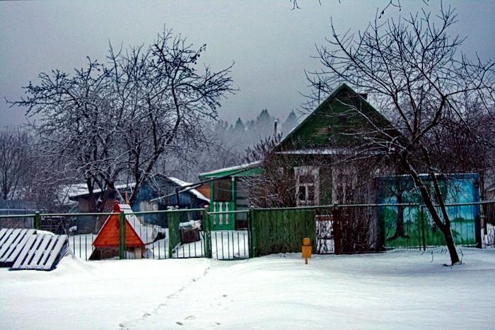 Дом в Григорчиково