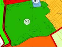 Зона рекреации на участках для личного подсобного хозяйства в Чулково