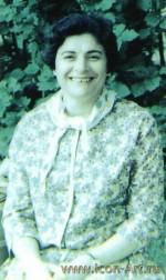Лемира Николаевна Паенсон - послевоенное фото