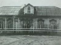 Здание Нижнемячковской сельской школы