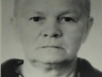 Жена Ивана Грошкова - Глафира Петровна