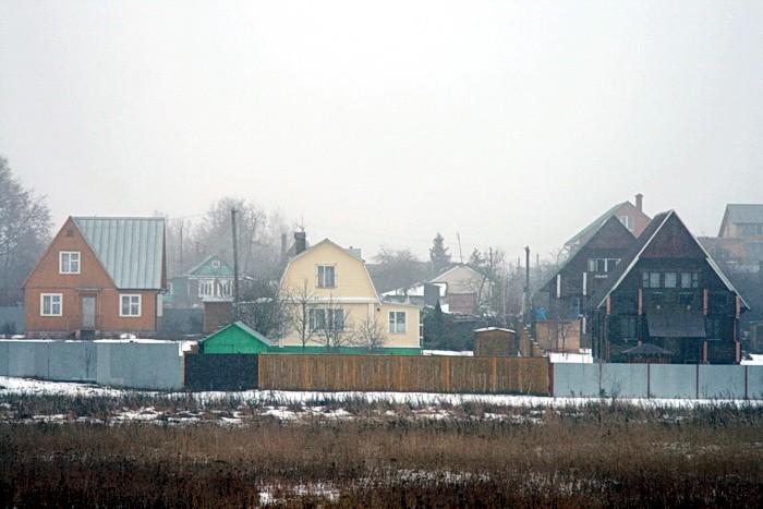 Окраина Какузево