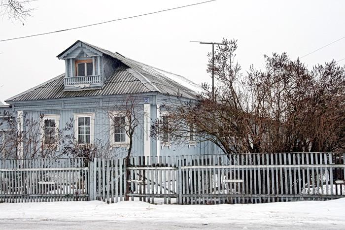 Дом в Какузево