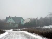 Дорога от Жуково в Какузево
