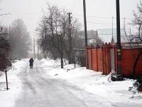 Переулок в деревне Какузево