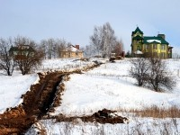 Особняки на улице Соловьиная Роща