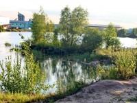 Карьер за селом Еганово