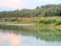 Какузевский берег карьера