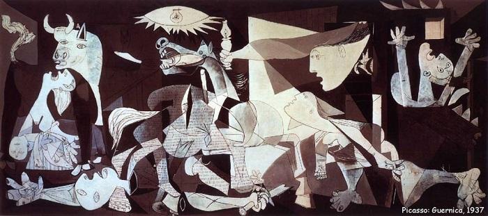 Герника, Пикассо