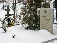 Зенитчики Великой Отечественной войны - Новое кладбище в Михайловской слободе