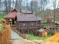 Домики для животных в долине сказок