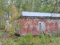 Будущее Шмелево - Один из корпусов лагеря ЖБИ Березка