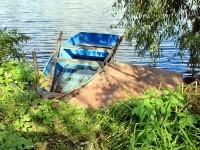 Лодка титовчанина