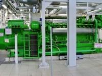 Внутри электростанции ЛЗОС